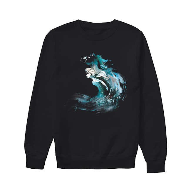 2019 Frozen 2 Elsa And The Nokk  Unisex Sweatshirt