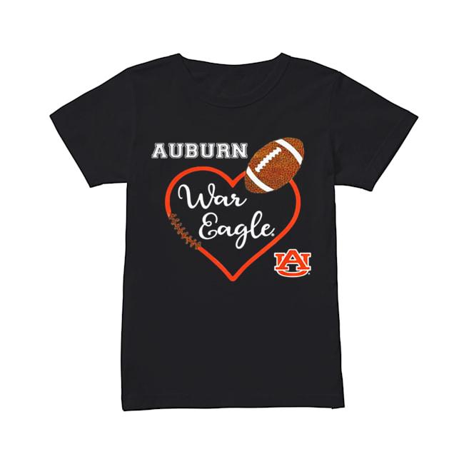 Auburn Tigers Football War Eagle Gameday  Classic Women's T-shirt