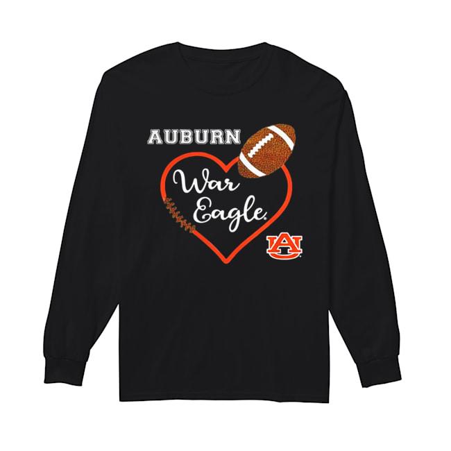 Auburn Tigers Football War Eagle Gameday  Long Sleeved T-shirt