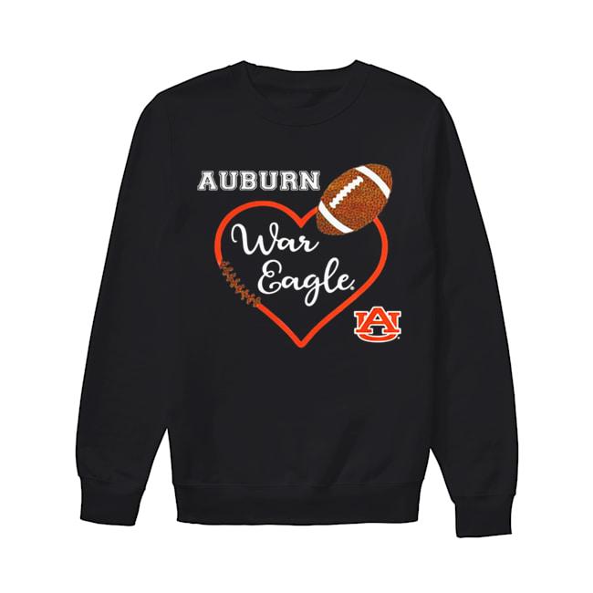 Auburn Tigers Football War Eagle Gameday  Unisex Sweatshirt