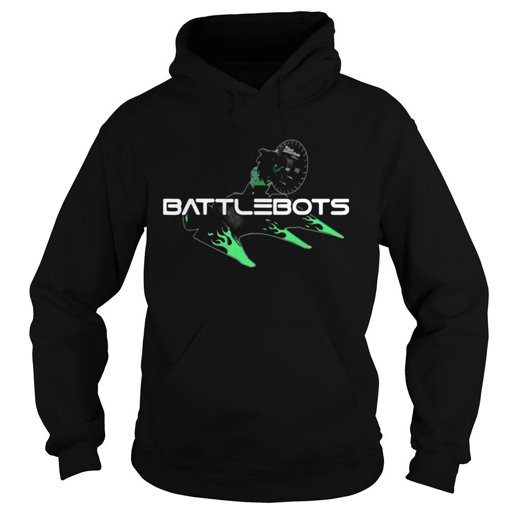 Battle Bots Apparel Toy Fighting Battlebot Robot  Hoodie