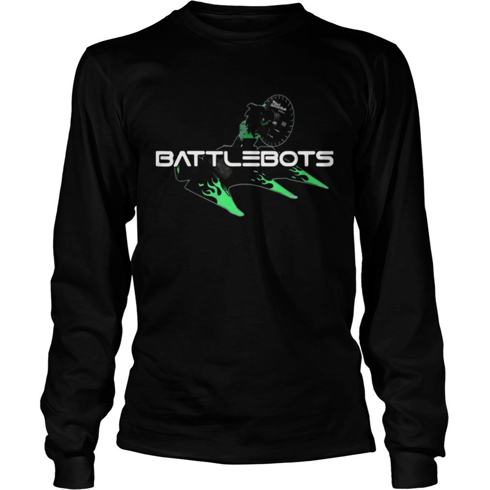 Battle Bots Apparel Toy Fighting Battlebot Robot  LongSleeve