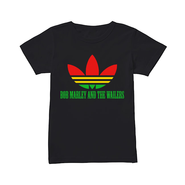 Bob Marley And The Wailers  Classic Women's T-shirt
