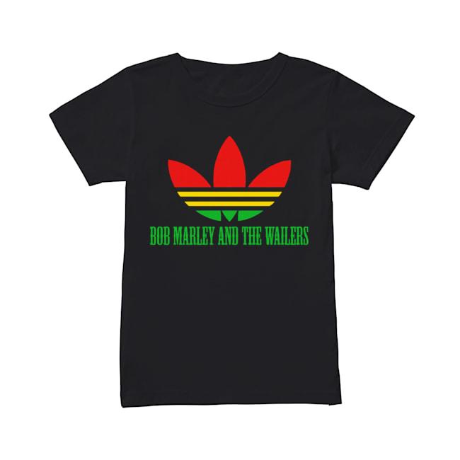 Bob Marley And The Wailers  Classic Women's T-shirt