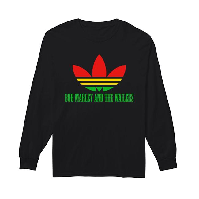 Bob Marley And The Wailers  Long Sleeved T-shirt