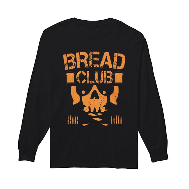 Bread Club – Satoshi Kojima  Long Sleeved T-shirt