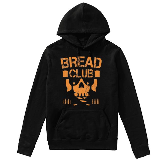 Bread Club – Satoshi Kojima  Unisex Hoodie