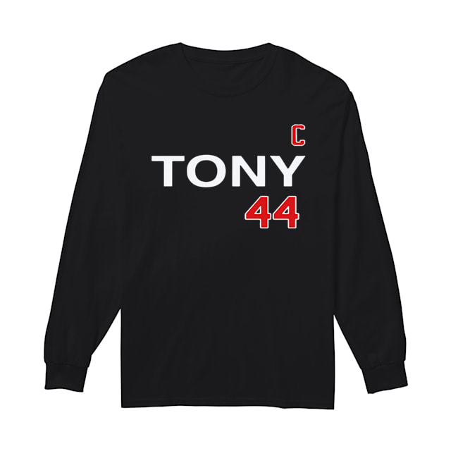 Captain TONY 44  Long Sleeved T-shirt