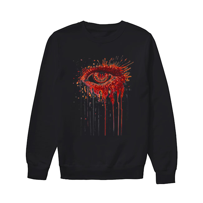 Cincinnati Bengals eyes art  Unisex Sweatshirt