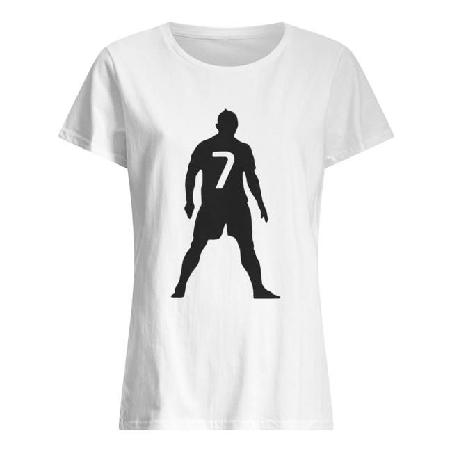 Cristiano Ronaldo Legend  Classic Women's T-shirt
