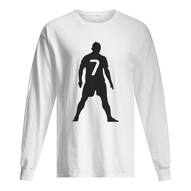 Cristiano Ronaldo Legend  Long Sleeved T-shirt