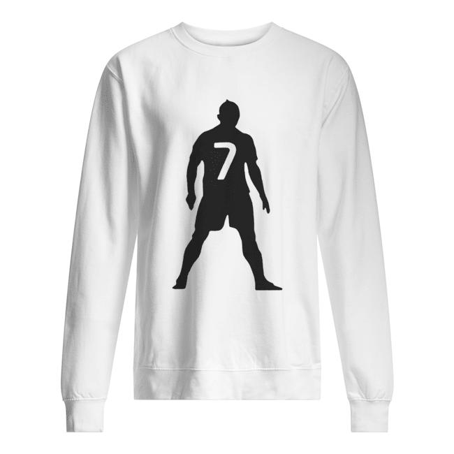 Cristiano Ronaldo Legend  Unisex Sweatshirt