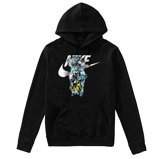 Dragon ball Son Goku Ultra Instinct just do it  Unisex Hoodie