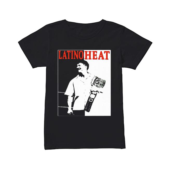 Eddie Guerrero Championship Belt Latino Heat WWE  Classic Women's T-shirt