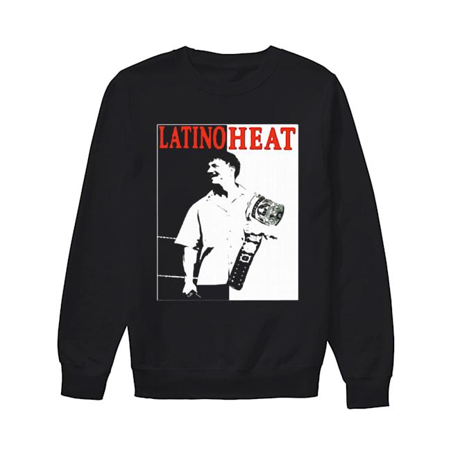 Eddie Guerrero Championship Belt Latino Heat WWE  Unisex Sweatshirt