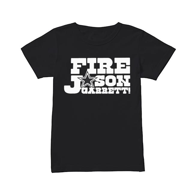 Fire Jason Garrett  Classic Women's T-shirt
