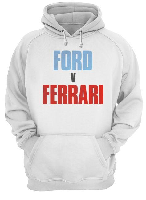 Ford V Ferrari  Unisex Hoodie