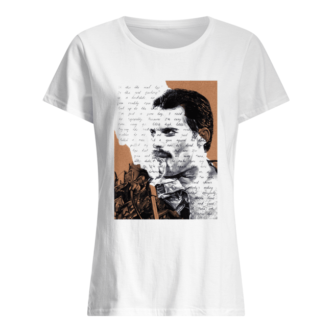 Freddie Mercury Is this the real life is this just fantasy  Classic Women's T-shirt