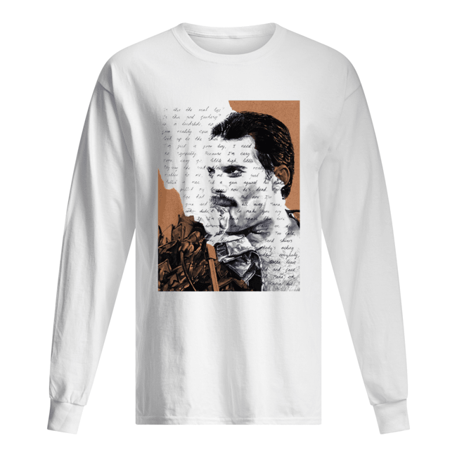 Freddie Mercury Is this the real life is this just fantasy  Long Sleeved T-shirt