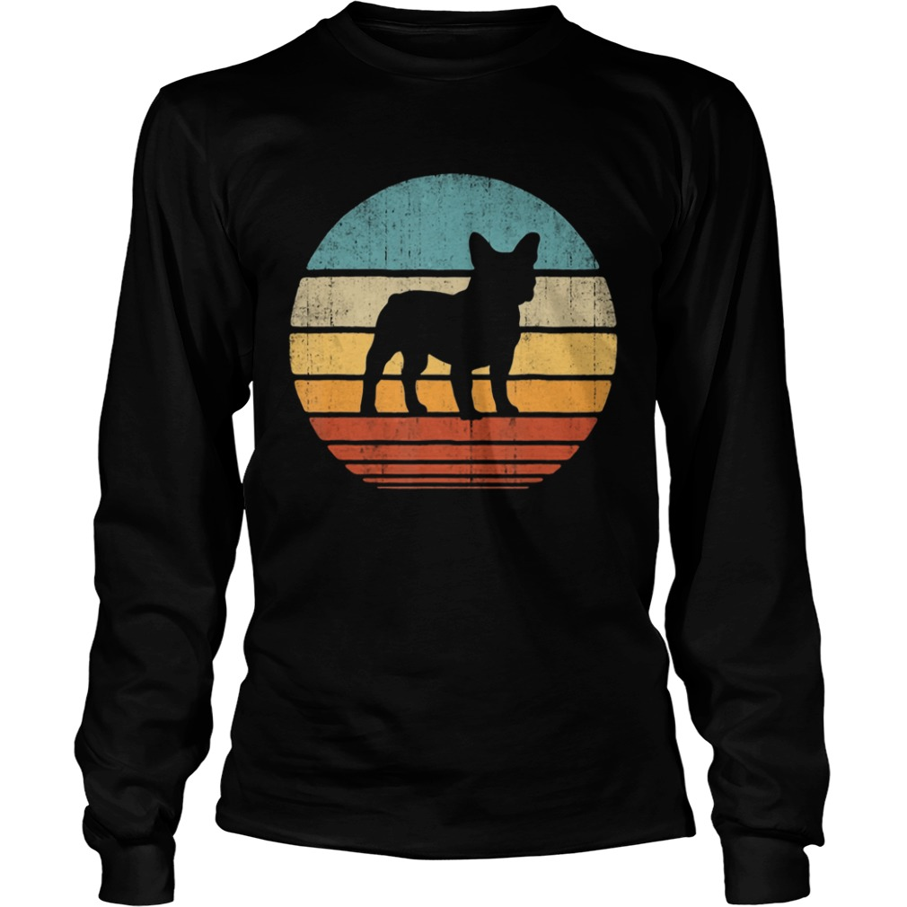 French Bulldog Vintage  LongSleeve