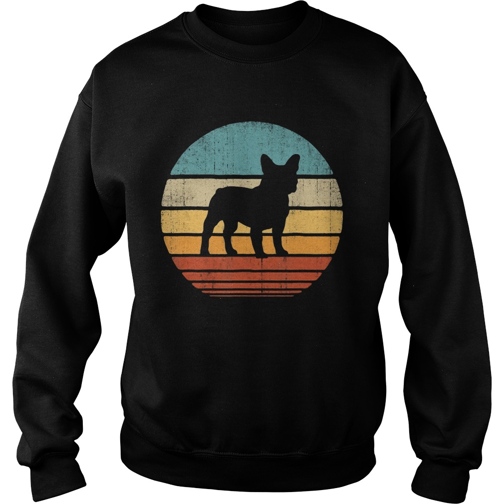 French Bulldog Vintage  Sweatshirt