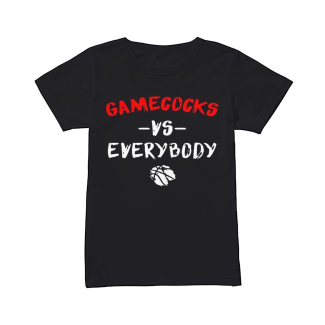 Gamecocks Vs Everybody  Classic Women's T-shirt