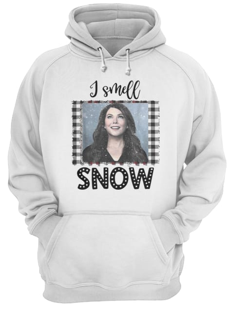 Gilmore Girls I smell snow  Unisex Hoodie