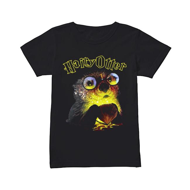 Hairy Otter Harry Potter  Classic Women's T-shirt