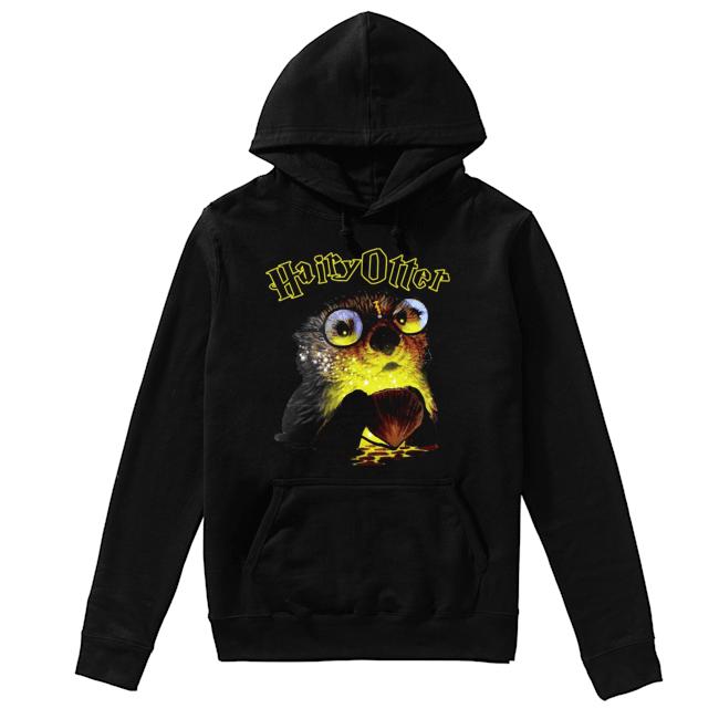 Hairy Otter Harry Potter  Unisex Hoodie