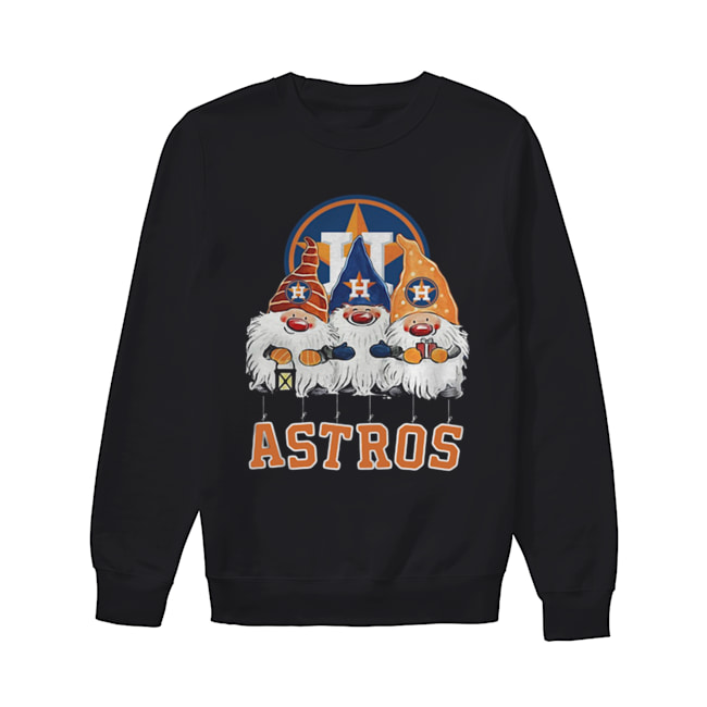 Houston Astros Just Hangin with My Gnomies  Unisex Sweatshirt