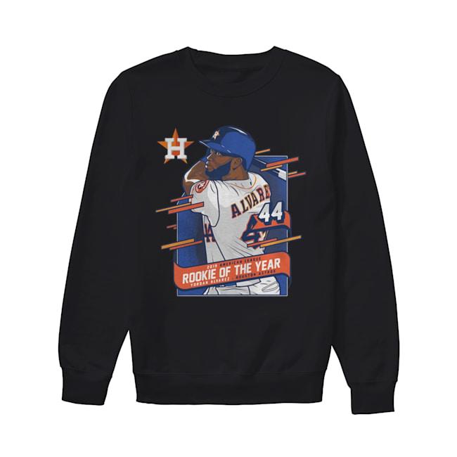 Houston Astros Yordan Alvarez 2019 AL Rookie of the Year  Unisex Sweatshirt