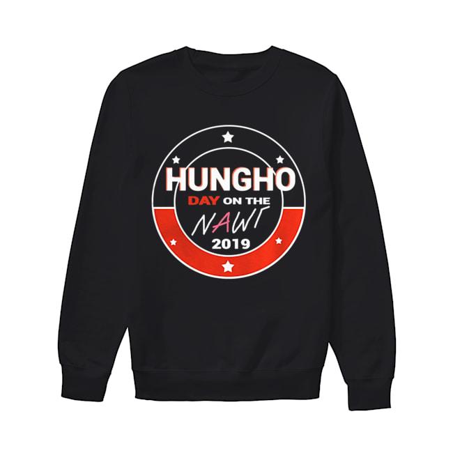 Hungho Day on the Nawt 2019  Unisex Sweatshirt