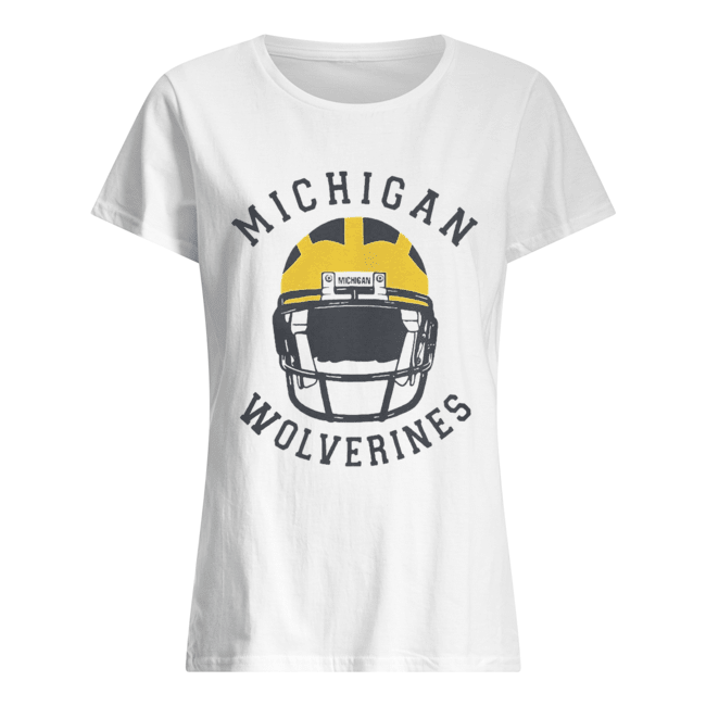 Michigan Wolverines football  Classic Women's T-shirt