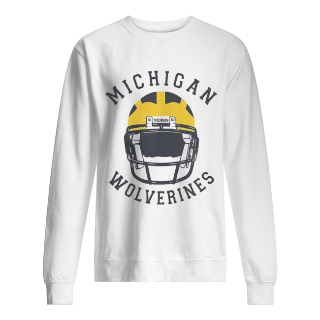 Michigan Wolverines football  Unisex Sweatshirt