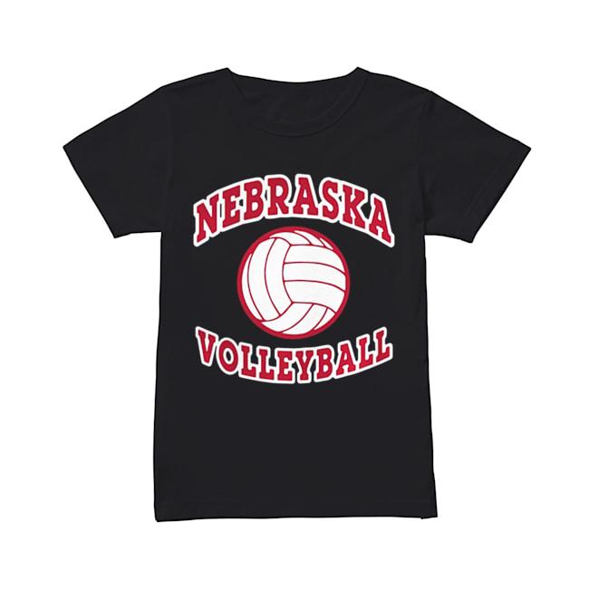 Nebraska Cornhuskers volleyball  Classic Women's T-shirt