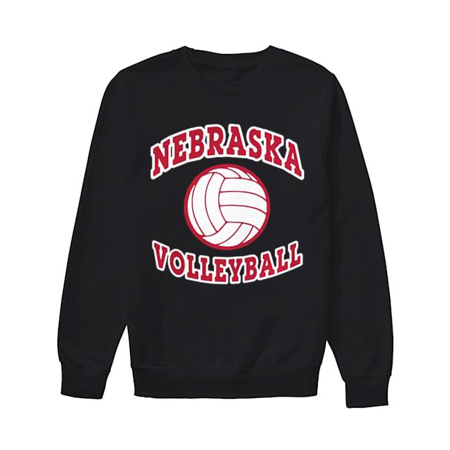 Nebraska Cornhuskers volleyball  Unisex Sweatshirt