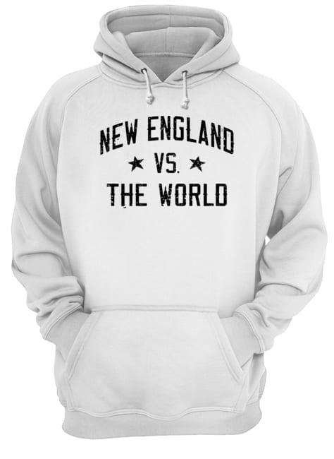 New England vs. The World Battlefield  Unisex Hoodie