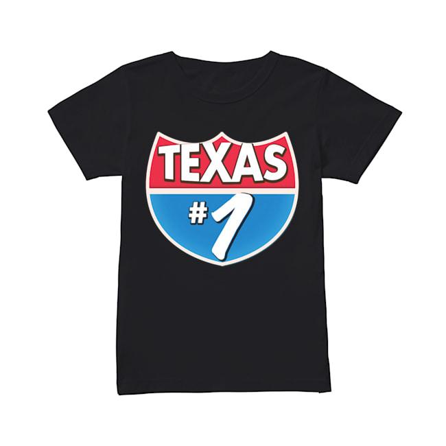 Texas Number 1  Classic Women's T-shirt