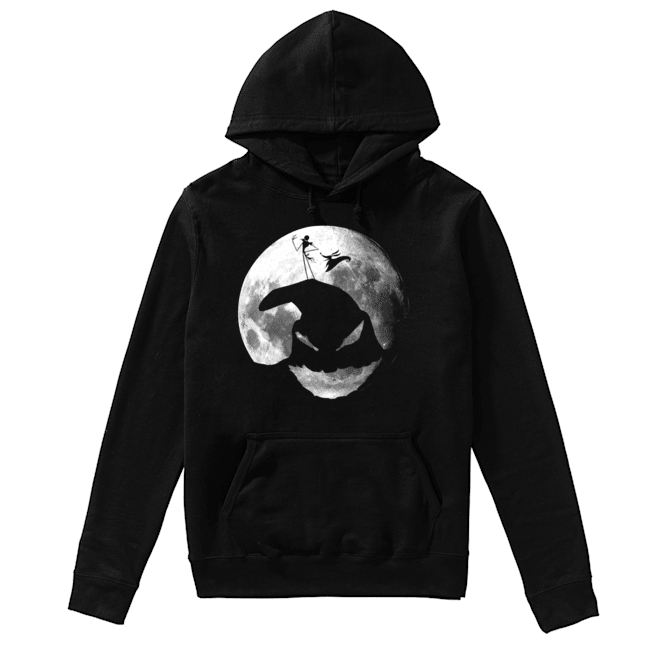 The Nightmare Before Christmas Jack Skellington Oogie Boogie  Unisex Hoodie