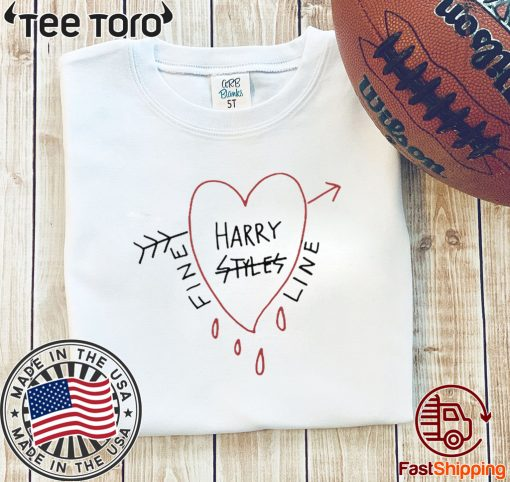 Harry Style Fine Line Limited Edition T-Shirt
