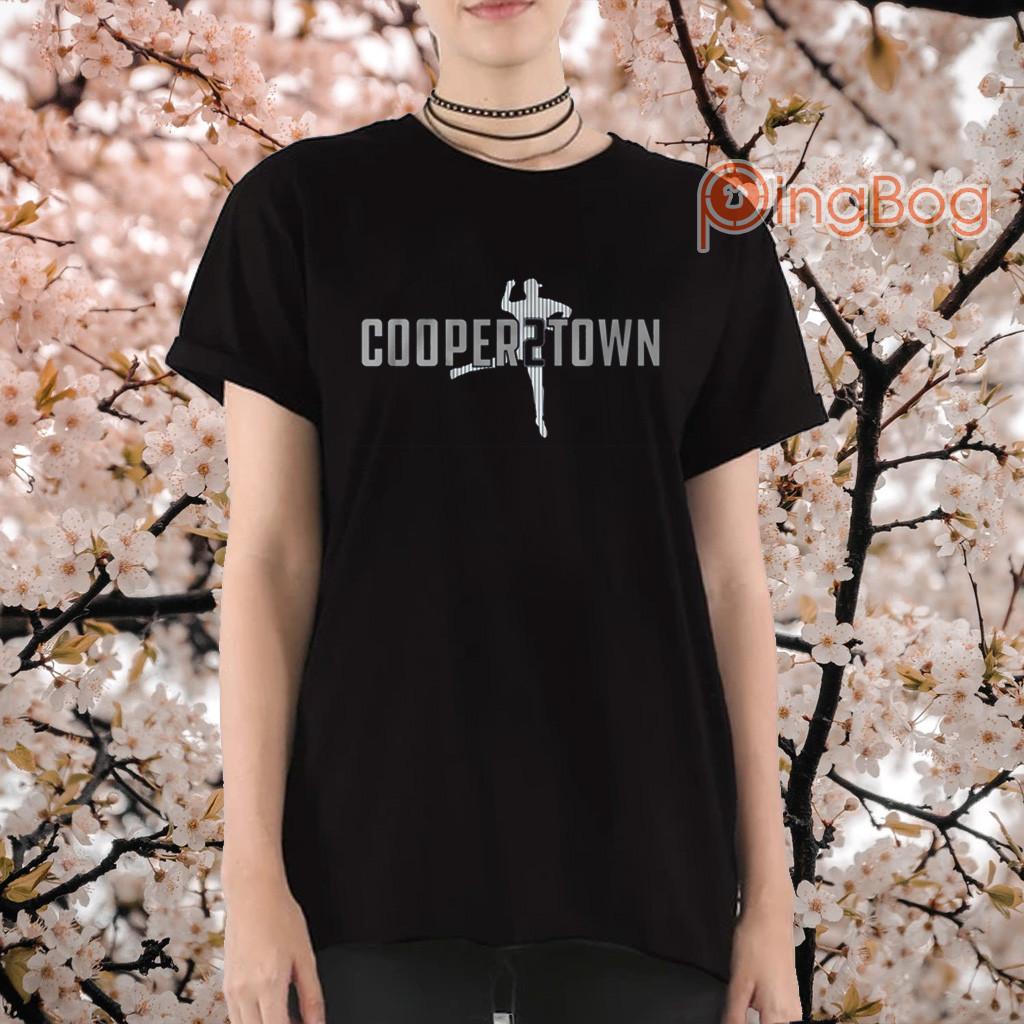 Cooper2town T-Shirts - New York Baseball
