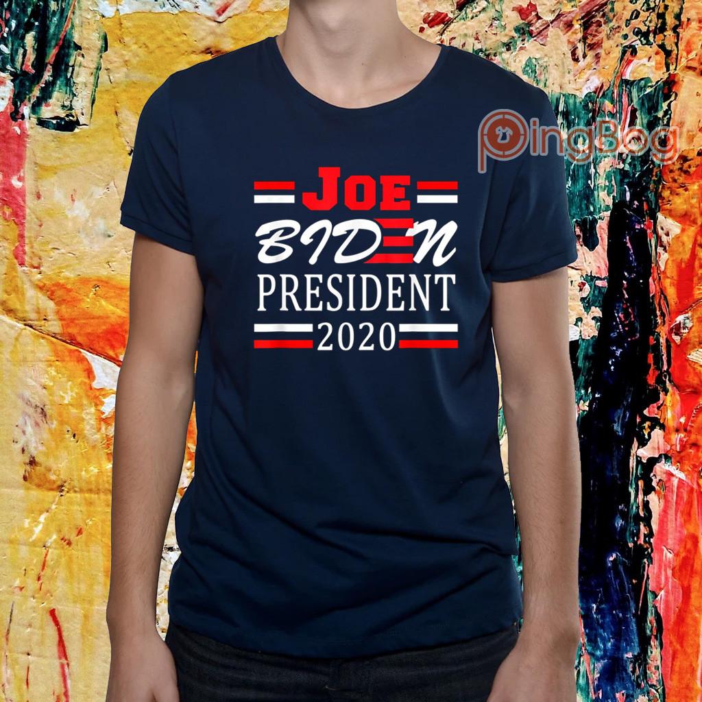 Joe Biden 2020 For President Election US Democrat Vote Tee Shirt