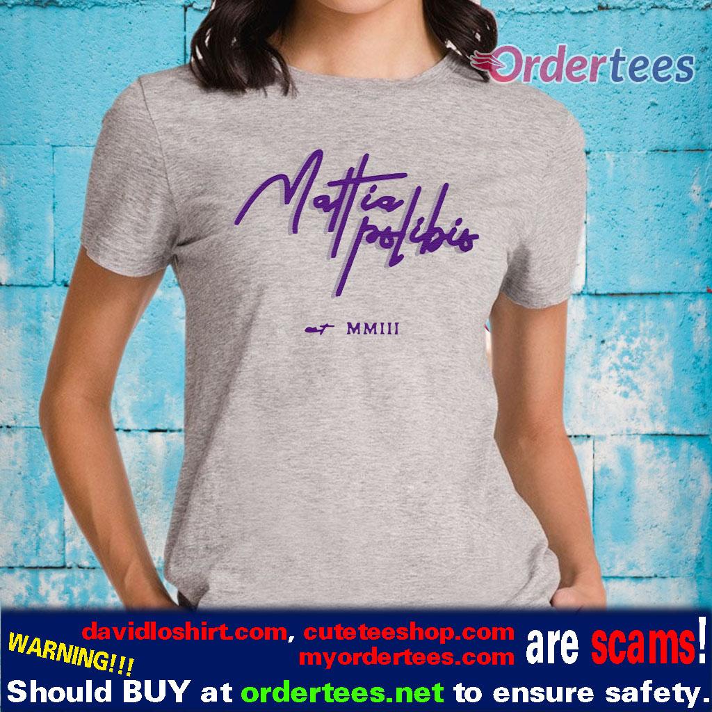 Men Shirt For Mattia P o l i b i o Unisex Cute Love Ladies Graphic Women Long sleeves Sweatshirt V neck Handmade gift Tank top Hoodie Tank top