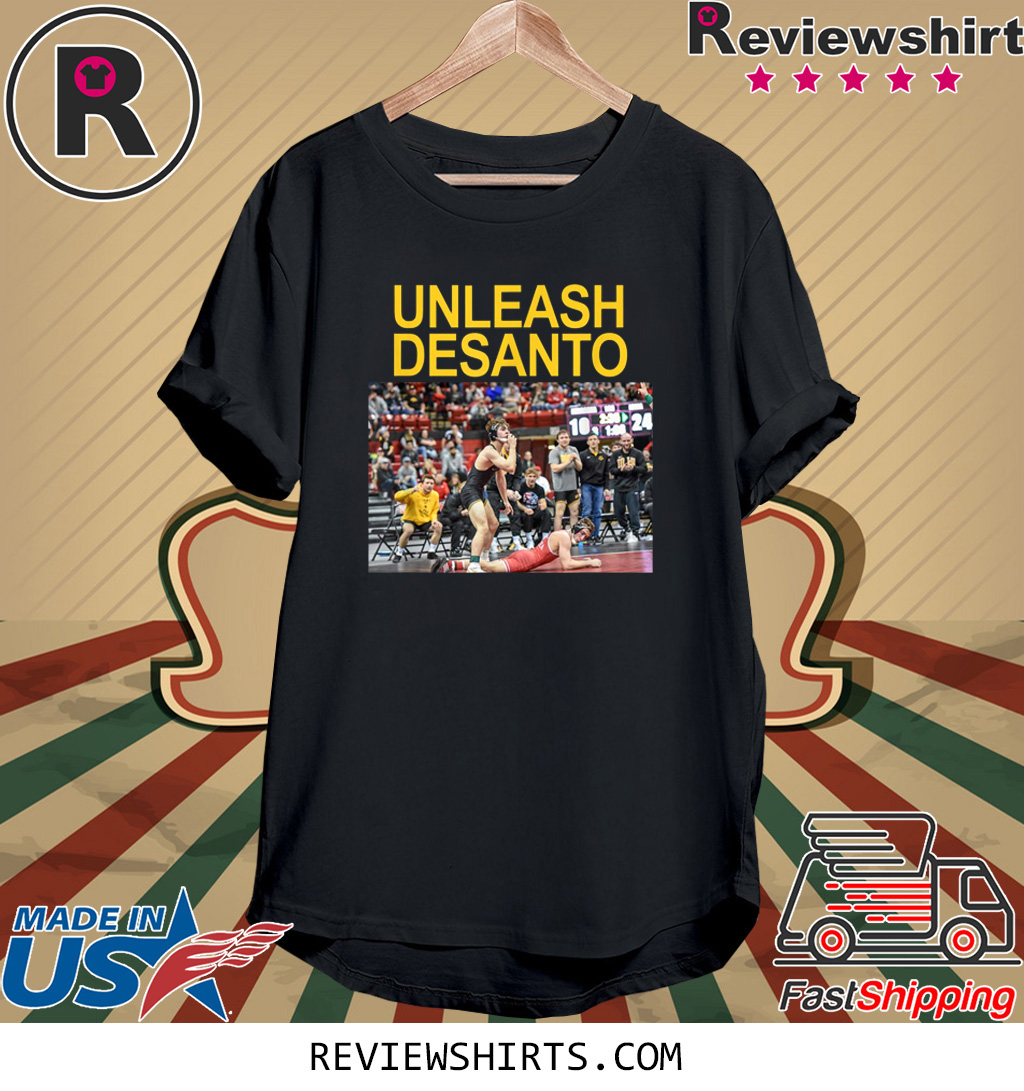Unleash Desanto Tee Shirt