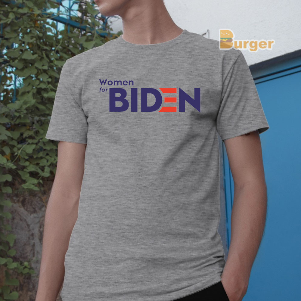 Women for Joe Biden 2020 Tee Shirt