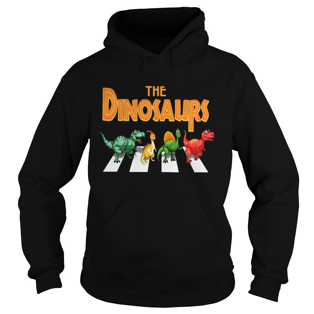 The dinosaurs abbey road  Hoodie