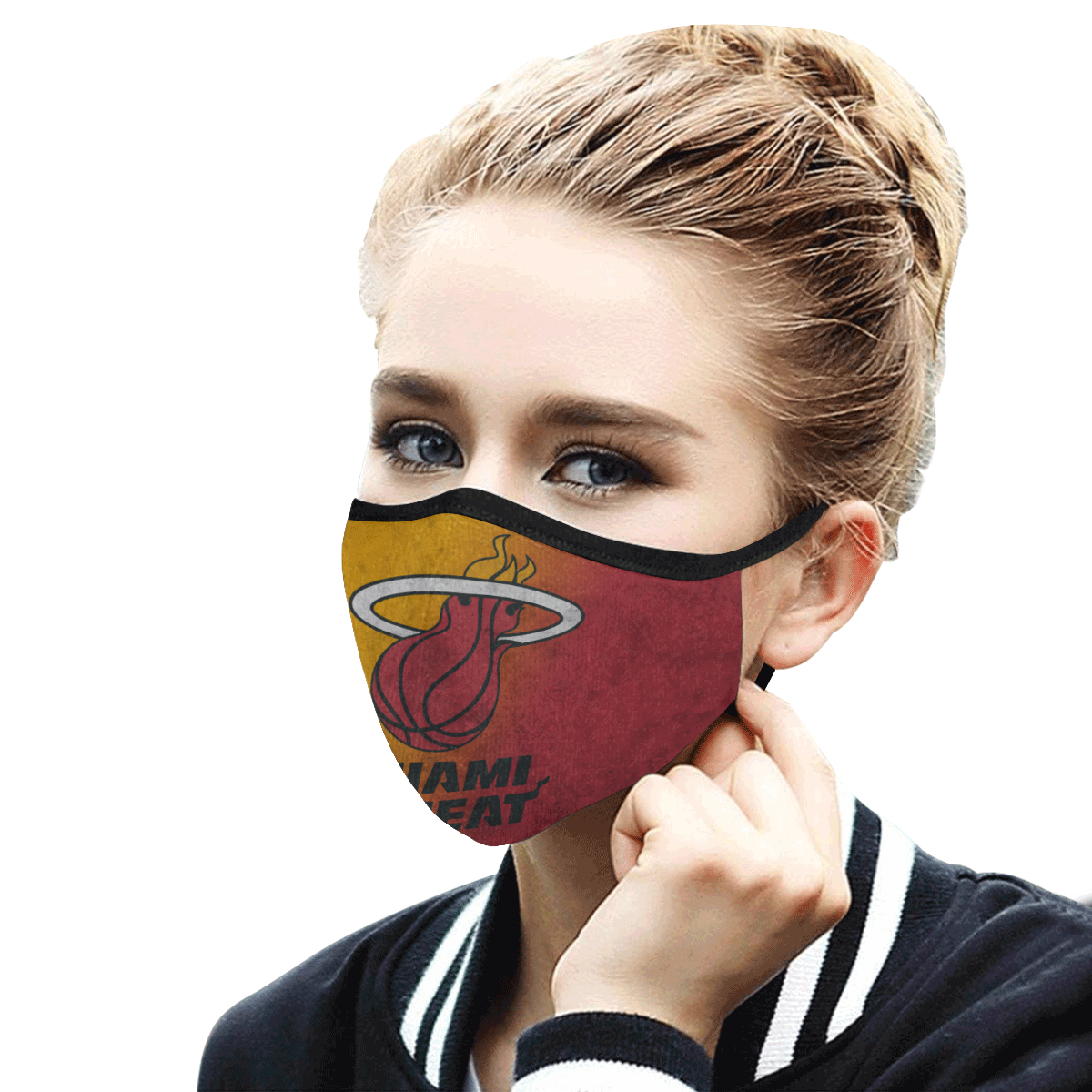 Miami Heat Best Face Mask Filter Pm25 2020 Hoodie Sweatshirt And Long Sleeve