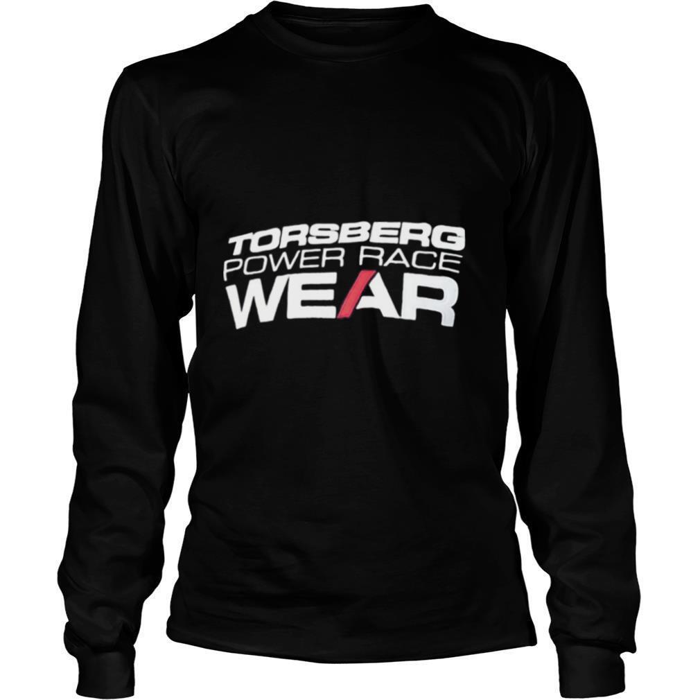 Torsberg power race wear shirt