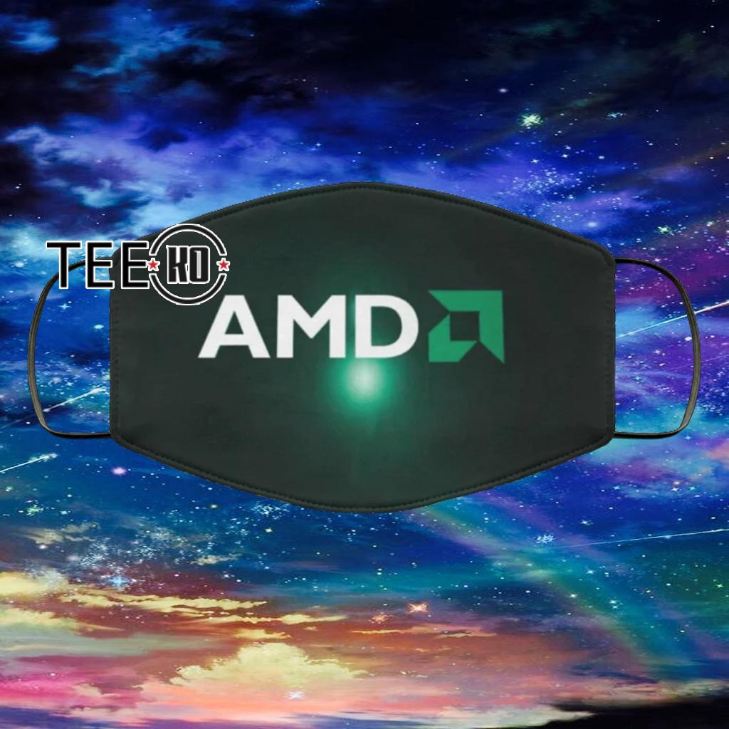 Mask Amd Logo Face Mask Usa 2020 Filter Davidloshirt