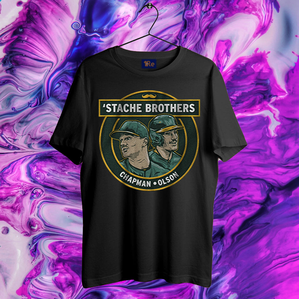 'STACHE BROTHERS Shirts
